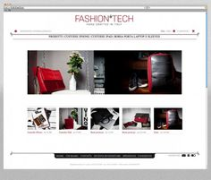 Fashion for tech #shooting #twintip #shop #hand #website #product #craft #web #italy
