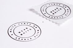 Packaging In Brief: RoAndCordials « BP&O Logo, Branding, Packaging & Opinion by Richard Baird #stamp #white