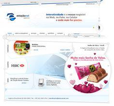 estacaoNet #webdesign
