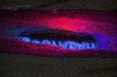 WET NEON | Slava Semeniuta #lights #reflection #street