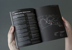 Best Awards Insight. / WYNYARD GROUP IPO #infographic #design #graphic #print #map #spread #brochure