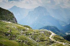 Paul Calver / Cycling #cycling #mountains #road