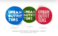 Urban Outfitters | Identity Designed #urban #identity