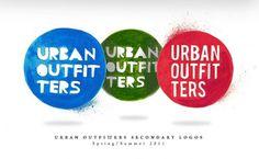 Urban Outfitters | Identity Designed #urban #identity