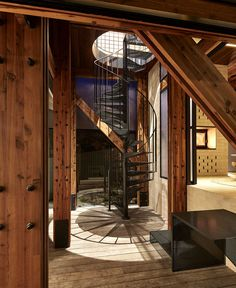 Timber Extension on a Beach House by Austin Maynard Architects - InteriorZine