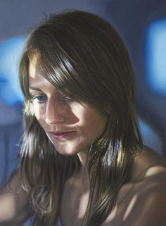 Introspection – Oil on canvas