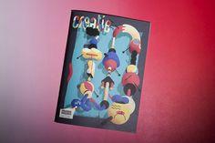 Creatie Magazine - Mr. Boonstra #print #book #illustration