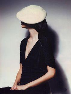 Sara Lindholm - merde-petit-maitre: Fashion photography ... #fashion #giovanni #photography #gastel