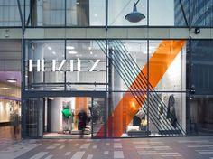 Identity | Stockholm Design Lab #signage #typography