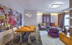 Freshness, joy and color interior design by Elina Dasira - www.homeworlddesign. com (1)