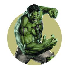 Sponsored Heroes on Behance #muscle #hulk #smash #sponsored #branded #comic #hero #illustration #green