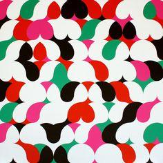 RGMBW : PIERO PASSACANTANDO #paint #pattern