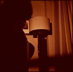 drawing room - night - 1 | Flickr - Photo Sharing! #lamp #photography #atmosphere #film #shadow