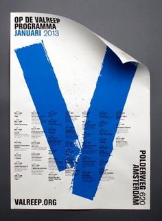 Valreep Program #poster