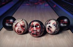 Head Bowling Balls | Fubiz™ #design