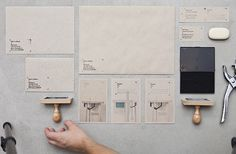 Ida Noemi | Christian Bielke #print #identity #branding #stationery