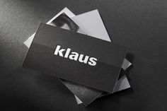 FFFFOUND! #swiss #logo #cards #business