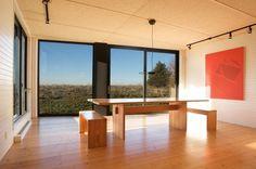 La Cornette by Yiacouvakis Hamelin, Architectes #interior #wood #furniture #natural