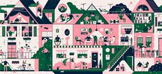 Out & About on Behance