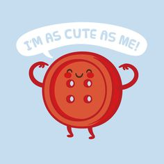 Cute As Me! - Philip Tseng #cute #philip #character #tseng