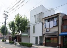 House in Tamatsu, Osaka, by Ido, Kenji Architectural Studio