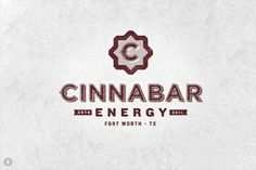 CINNABAR ENERGY: LOGO COMPS 1 #brand #design