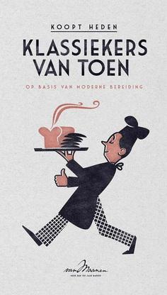 Poster for Bakker van Maanen by The Ad Agency