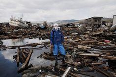 Japanese Earthquake by Q. Sakamaki