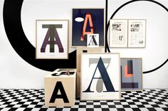 In Love With Typography1 — A7 #type #poster