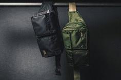 maharishi Debuts Military-Inspired Flight Nylon Travel Bags