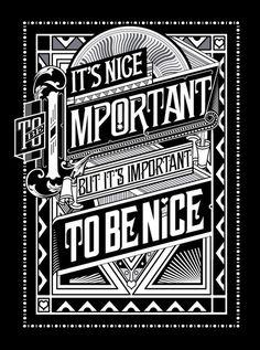 More Vintage Design Inspiration #typography