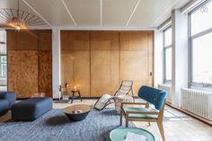 loft interiors