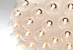Prop Light Lamp by Bertjan Pot for Moooi round lights #lighting #design #light #lamp