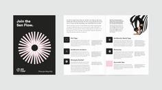 Sen Flow Corporate Design - Mindsparkle Mag Sen Flow Corporate Design by Jason Cooper and Belu - Mindsparkle Mag #logo #packaging #identity #branding #design #color #photography #graphic #design #gallery #blog #project #mindsparkle #mag #beautiful #portfolio #designer