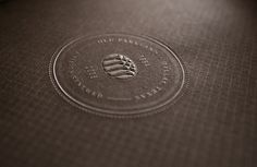 Old Parkland - Tractorbeam® | Strategy | Design | Advertising | Marketing | Not About Tractors / Bench.li #branding #enclosure #print #design #graphic #emblem #seal #identity #logo