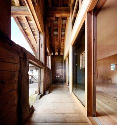 CasaC 12 #wood #house #architecure