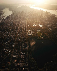New York City From Above: Aerial Photography by Paul Seibert
