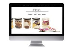 Beta 5 Chocolates by Glasfurd and Walker #web