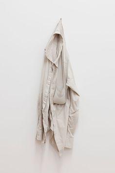 errorezine: Steve Bishop.Untitled,2015 #jacket #photo #hanging #white