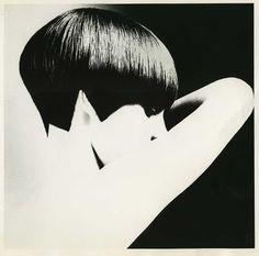 a material world: Talking Shop With Vidal Sassoon #montgomery #coddington #grace #sassoon #vidal #hair #fashion #1964 #david #style