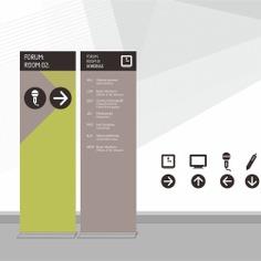Wayfinding | Signage | Sign | Design | 音乐节环境导视