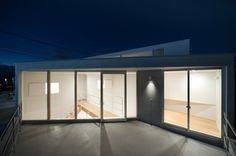 House in Utsunomiya2 by Soeda and Architects #minimalist #house