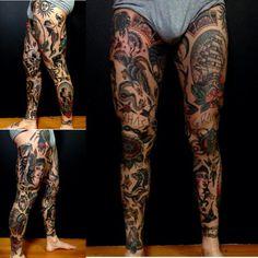 #leg #tattoos