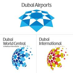 Dubai International | Logo<> #logo #dubai #airport