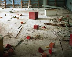 Guillaume Lemarchal Photography2 #photo #distruction #apocalypse #cube