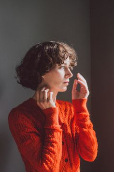 Miranda July by Elizabeth Weinberg