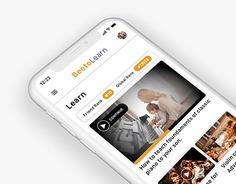 BeeToLearn iOS App