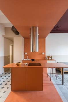 kitchen / Colombo and Serboli Architecture