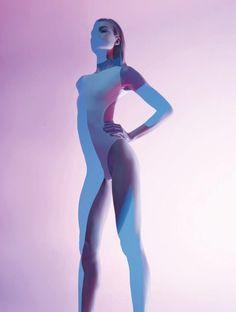 I'm Not Wordy™ #pink #body #illustration #photography #overlay