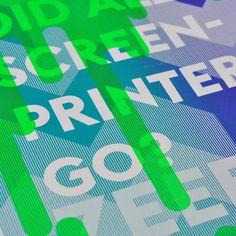 screenprint gezeever